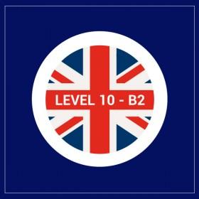 Curso privado de inglés nivel 10 - B2