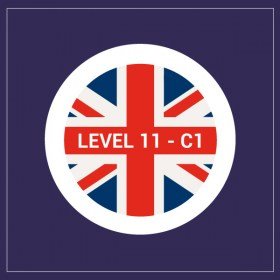 Curso privado de inglés nivel 11 - C1