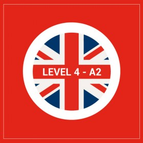 Curso privado de inglés nivel 4 - A2