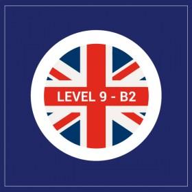 Curso privado de inglés nivel 9 - B2
