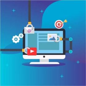 Curso online de marketing online: diseño y promoción de sitios web online - servicios a las empresas