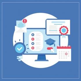 Curso privado de plataformas e-learning