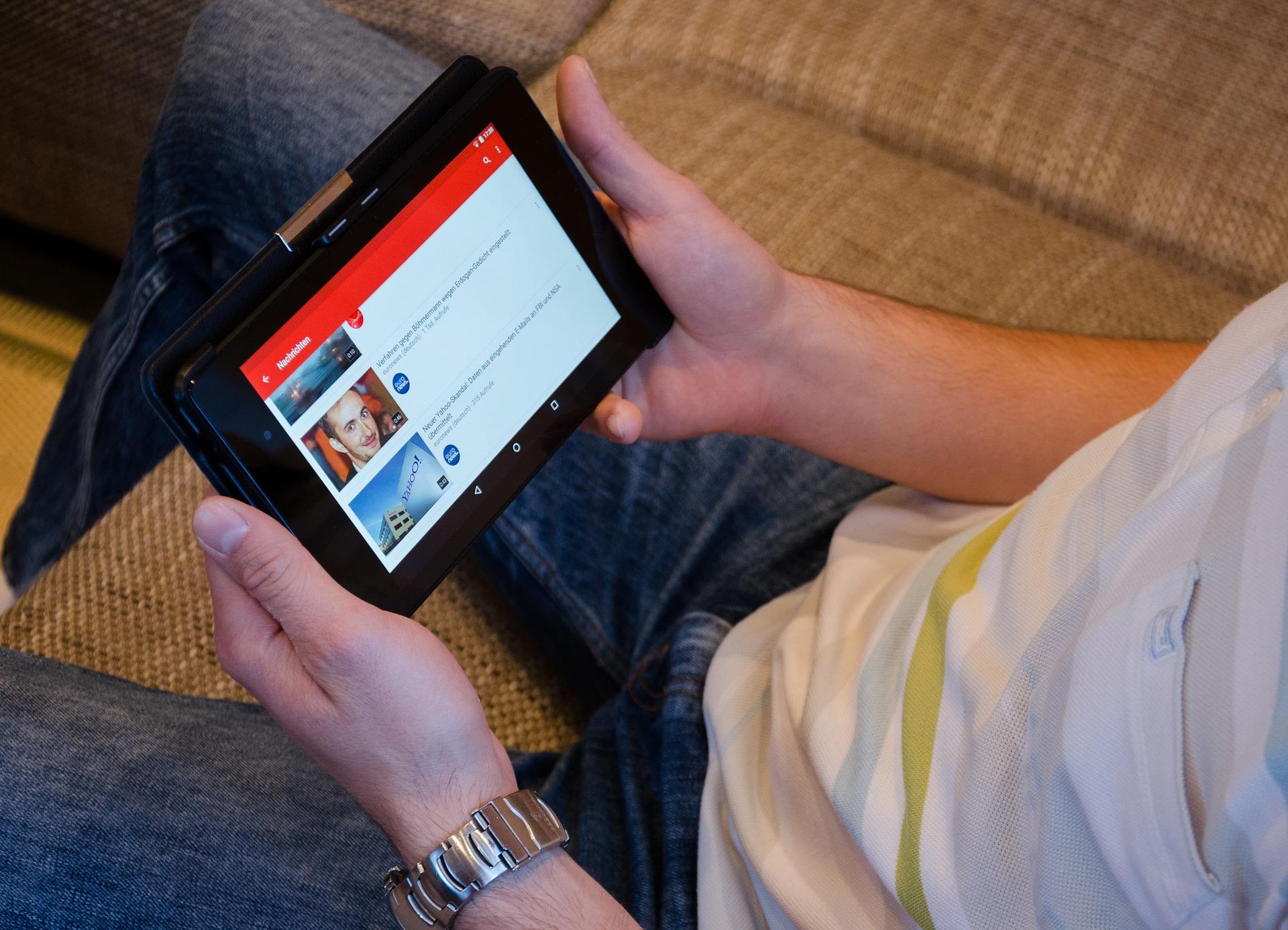 YouTube como herramienta para periodistas