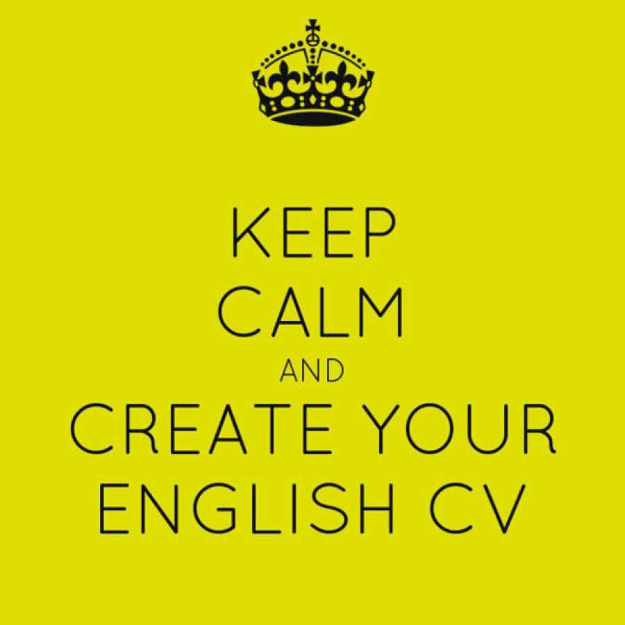 Encontrar empleo en el extranjero. El Curriculum Vitae en inglés.
