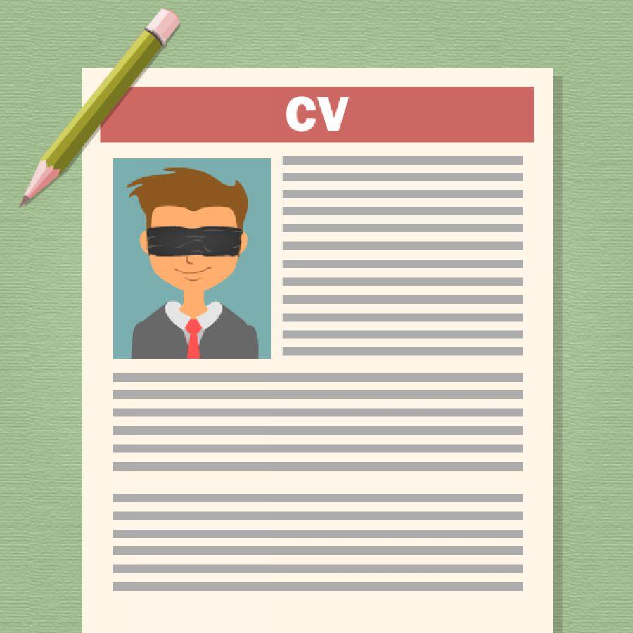 El currículum ciego, ¿es realmente efectivo?
