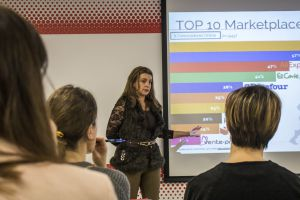 Evento The Valley: Plataformas de Marketplace